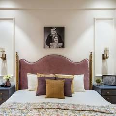 Kleine slaapkamer door CanvasInc architecture | interiors