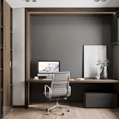 مكتب عمل أو دراسة تنفيذ LINEUP STUDIO