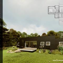 Petites maisons de style  par Fernando Laverde