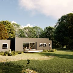 Kleines Haus von Fernando Laverde