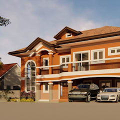 PROPOSED TWO (2) STOREY RESIDENCE:  Single family home by ET&P Design & Construction