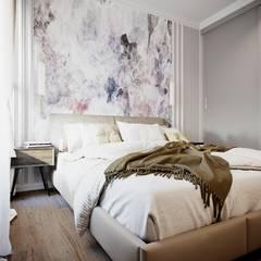 Teen bedroom by Антон Васьков, Eclectic