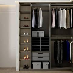 :  Вбиральня by U-Style design studio