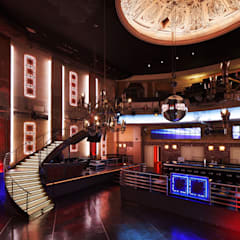 Bars & clubs by Heilight GmbH & Co. KG