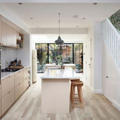 Greenwich Design and Extension:  Small kitchens by Urbanist Architecture,