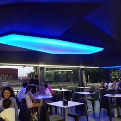 Restaurante Maspalomas: Bares y Clubs de estilo  de AB Resyrok slu