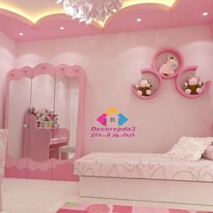 Girls Bedroom by homify,