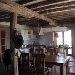 Cocinas de estilo  de ALIWEN arquitectura & construcción sustentable - Santiago