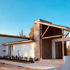 Villas by Camps Arquitectura,