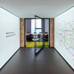 مكاتب ومحلات تنفيذ boehning_zalenga  koopX architekten in Berlin