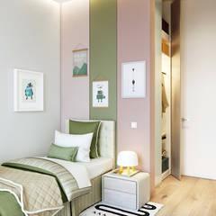 Teen bedroom by дизайнер Анна Кучукова