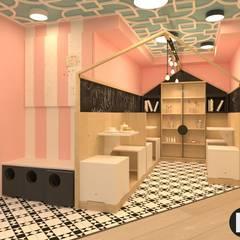 Детский центр: Коммерческие помещения в . Автор – BoykoBazalii