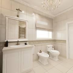 Сан.узел: Ванные комнаты в . Автор – Студия Aрхитектуры и Дизайна 'Aleksey Marinin'