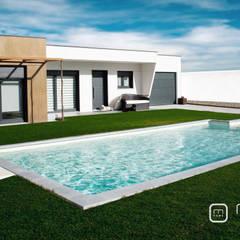 Garden Pool by MODULAR HOME
