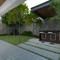 Garden by Ag Arquitectos