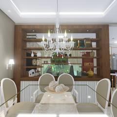 Reforma Pastorello: Salas de jantar  por 88 Arquitetura