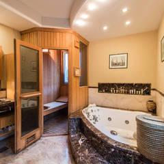 Bathroom by Luis Barberis Arquitectos