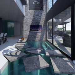 Bể sục by Luis Barberis Arquitectos