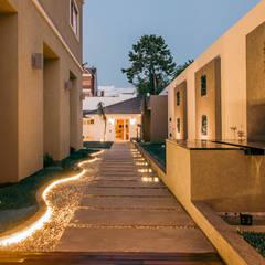 Casa RB Jardines minimalistas de Luis Barberis Arquitectos Minimalista