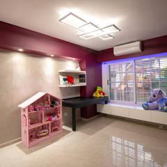 Casa CZM: Dormitorios infantiles de estilo  por Luis Barberis Arquitectos