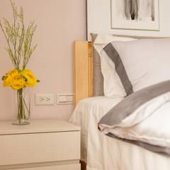 Phòng ngủ nhỏ by 富亞室內裝修設計工程有限公司