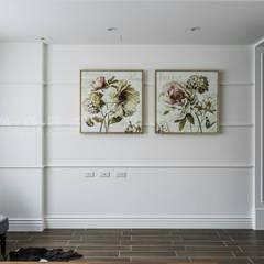 Classic style walls & floors by SING萬寶隆空間設計 Classic