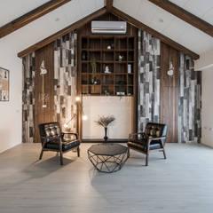 ห้องสันทนาการ โดย SING萬寶隆空間設計, คลาสสิค