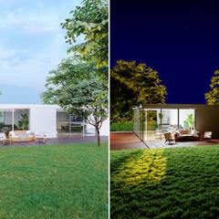 Royston House, Kent:  Villas by A33SOME CGI Studio