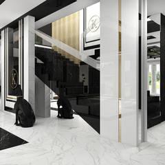 Hotel KONTRAST | Wnętrza od ARTDESIGN architektura wnętrz Nowoczesny