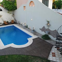 Garden Pool by Luis Barberis Arquitectos