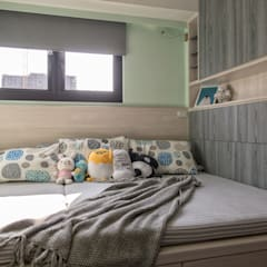 富亞室內裝修設計工程有限公司의  작은 침실