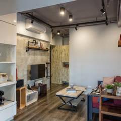 กำแพง by 富亞室內裝修設計工程有限公司