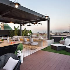 Terrace by Egue y Seta