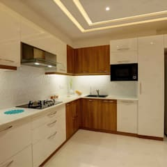 Kitchen units by RAK Interiors