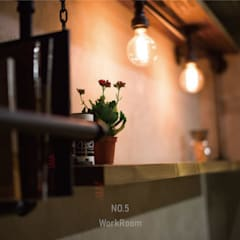 NO5WorkRoomが手掛けたレストラン