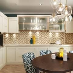 Muebles de cocinas de estilo  por Mone-studio