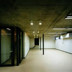 カーサ・カスバ モダンデザインの 書斎 の 西島正樹/プライム一級建築士事務所 モダン