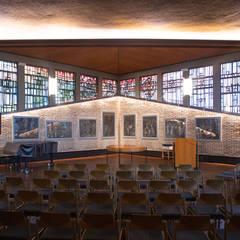 Eclectische musea van Moreno Licht mit Effekt - Lichtplaner Eclectisch