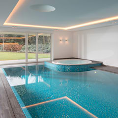 Infinity Pool by Çilek Spa Design