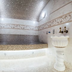 Steam Bath by Çilek Spa Design ,