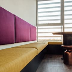 MetLife: Edificios de Oficinas de estilo  por TocoMadera