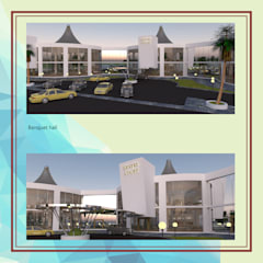 Asian style event venues by Gurooji Designs Asian