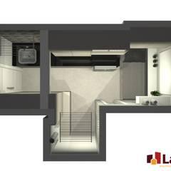 Apto. Jd. Avelino Manira: Varandas  por LAM Arquitetura | Interiores