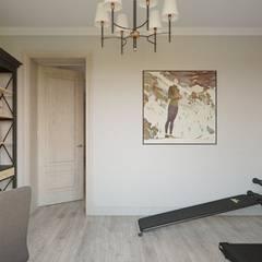 Интерьер частного дома на Станиславского *Лучшие Годы*: Рабочие кабинеты в . Автор – Дизайн - Центр