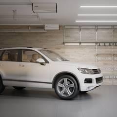Дизайн - Центр:  tarz Garaj / Hangar