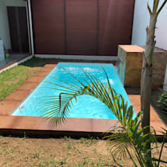 Garden Pool by glüp Piscinas Veracruz
