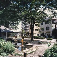 بركة مائية تنفيذ 西島正樹/プライム一級建築士事務所