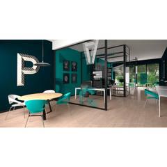Oficinas - Pragma & Asociados : Oficinas y Tiendas de estilo  por Pragma - Diseño