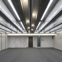 東邦電気工事ビル: 西島正樹/プライム一級建築士事務所 が手掛けたオフィスビルです。,モダン