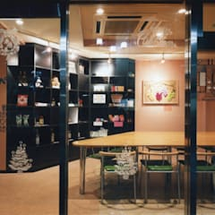 Cafe de ぴゅあ: 西島正樹/プライム一級建築士事務所 が手掛けたレストランです。